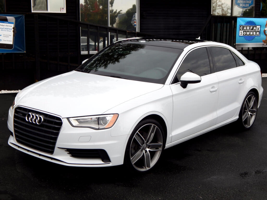 2015 Audi A3 Sport Package