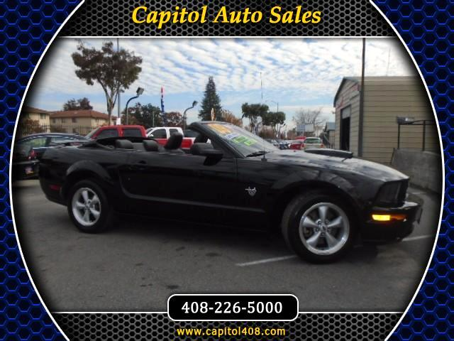 2009 Ford Mustang GT Premium Convertible