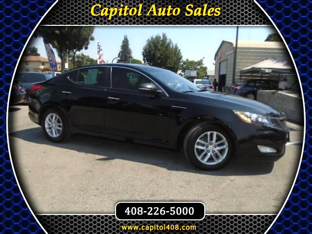 2013 Kia Optima LX AT