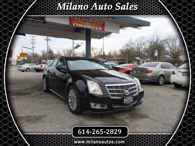 2010 Cadillac CTS 3.6L Premium AWD w/Navi