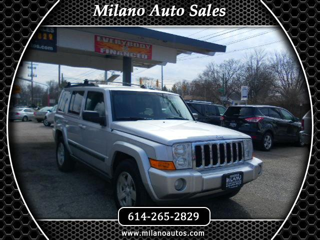 2009 Jeep Commander Sport 2WD