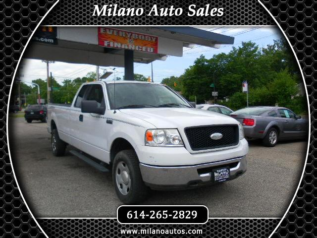 2006 Ford F-150 XLT 6.5-ft. Bed 4WD