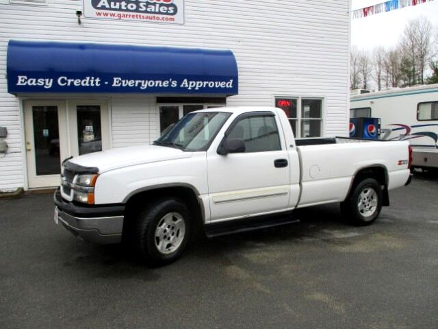2005 Chevrolet Silverado 1500 Z71 Long Bed 4WD