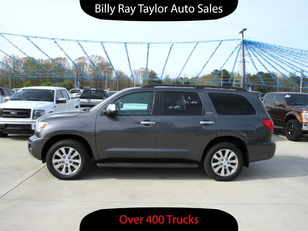 2011 Toyota Sequoia Limited 2WD