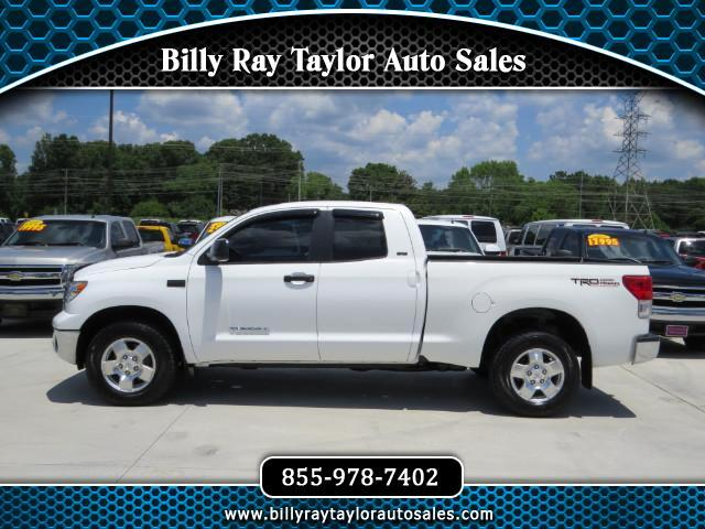 used 2010 toyota tundra for sale in cullman al 35058 billy ray taylor auto sales. Black Bedroom Furniture Sets. Home Design Ideas