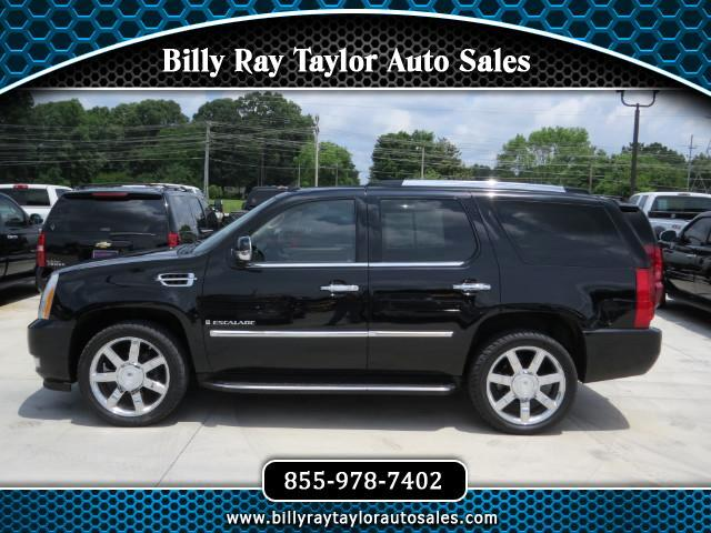 used 2007 cadillac escalade for sale in cullman al 35058 billy ray taylor auto sales. Black Bedroom Furniture Sets. Home Design Ideas