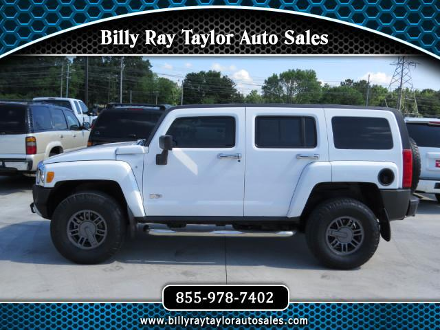 used 2008 hummer h3 for sale in cullman al 35058 billy ray taylor auto sales. Black Bedroom Furniture Sets. Home Design Ideas