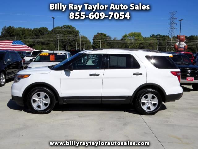 used 2013 ford explorer for sale in cullman al 35058 billy ray taylor auto sales. Black Bedroom Furniture Sets. Home Design Ideas