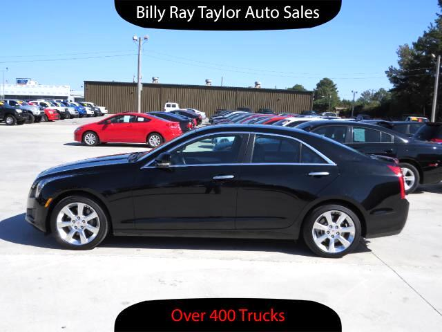 2013 Cadillac ATS 2.0L Luxury AWD