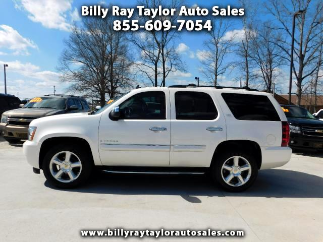 used 2008 chevrolet tahoe ltz for sale birmingham al cargurus. Black Bedroom Furniture Sets. Home Design Ideas
