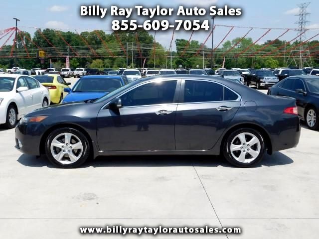 2013 Acura TSX 5-speed AT