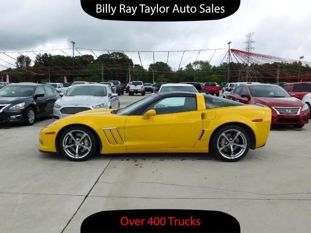 2011 Chevrolet Corvette GS Coupe 2LT