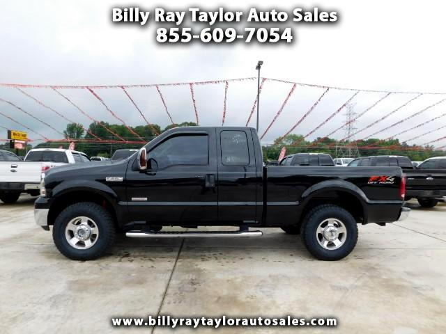 2006 Ford F-250 SD Lariat SuperCab 4WD