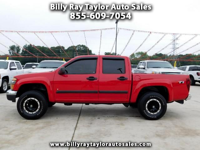 2008 Chevrolet Colorado LT Crew Cab 2WD