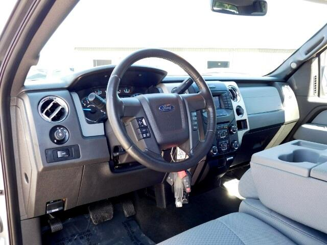 2014 Ford F-150 XLT SuperCab 4WD