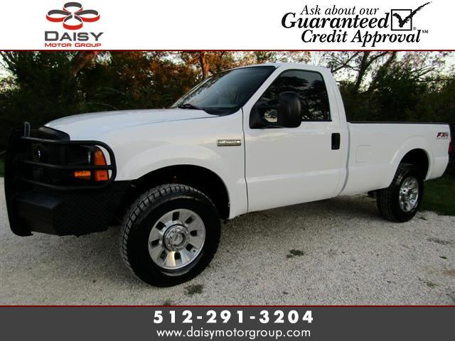 2007 Ford F-250 SD XL Reg. Cab 4WD