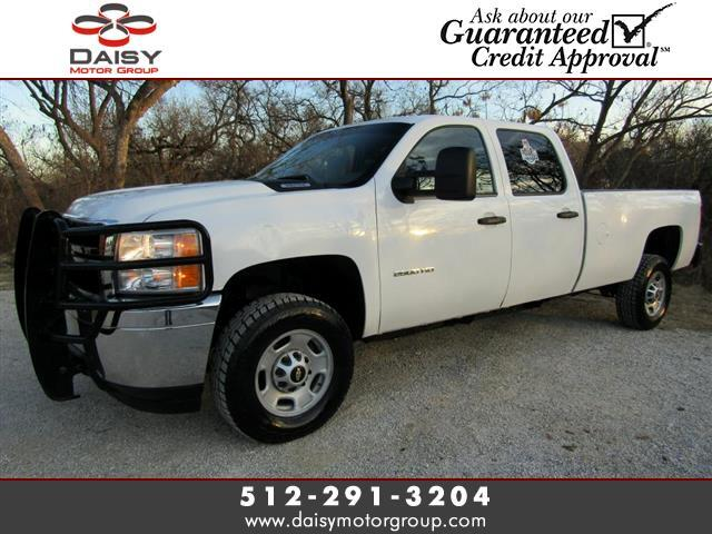 2013 Chevrolet Silverado 2500HD LS Crew Cab Long Bed 2WD