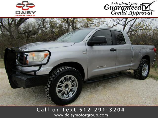 2007 Toyota Tundra SR5 Double Cab 5AT 2WD