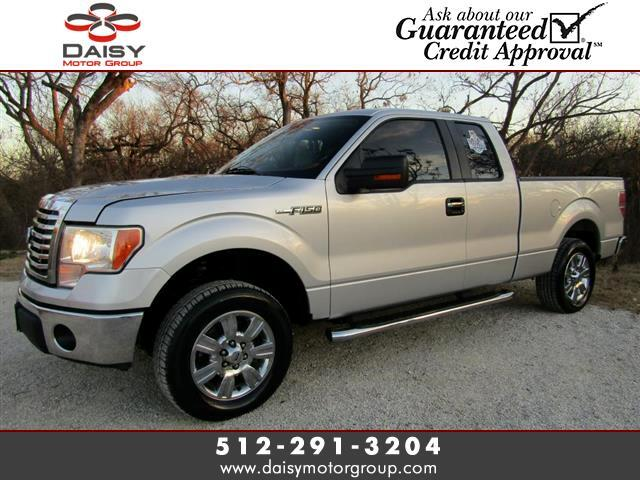 2010 Ford F-150 XLT SuperCab 2WD