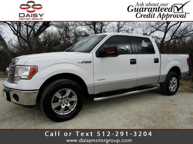 2013 Ford F-150 XLT SuperCrew 2WD