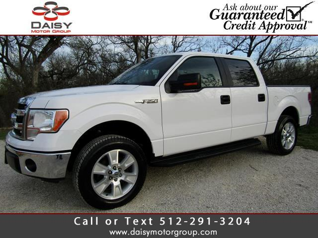2014 Ford F-150 SUPERCREW