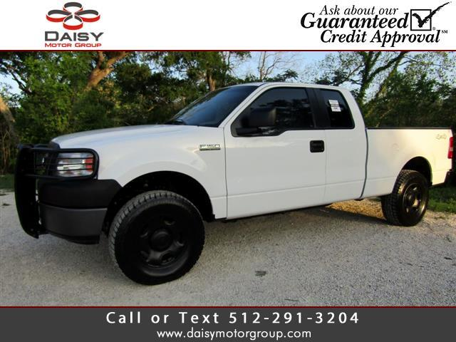 2008 Ford F-150 SuperCab 4WD