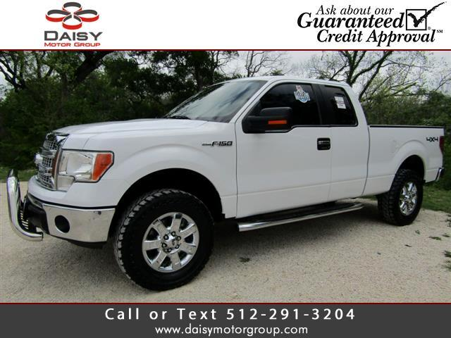 2014 Ford F-150 SUPER CAB