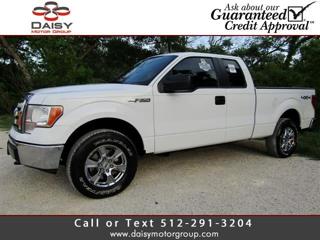 2014 Ford F-150 XL 4WD SuperCab 6.5' Box