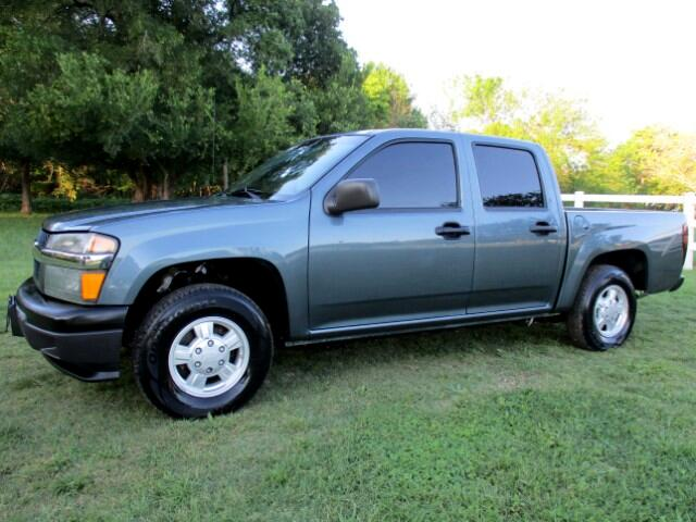 used 2007 chevrolet colorado lt3 crew cab 2wd for sale in. Black Bedroom Furniture Sets. Home Design Ideas