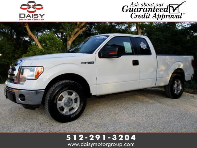 2012 Ford F-150 XLT SuperCab 6.5-ft. Bed 2WD