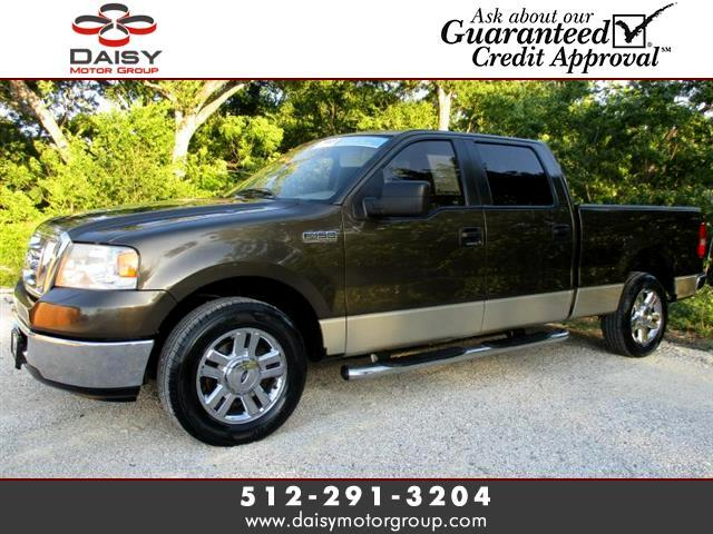 2008 Ford F-150 XLT SuperCrew 6.5-ft. Bed 2WD