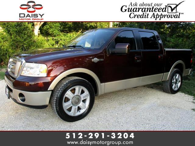 2008 Ford F-150 King-Ranch SuperCrew 5.5-ft. 2WD