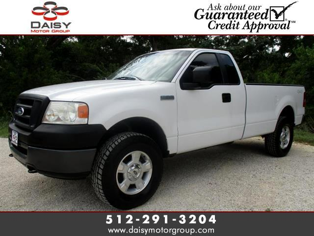 2008 Ford F-150 XL Reg. Cab Long Bed 4WD
