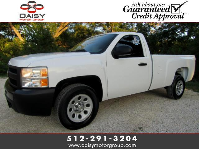 2010 Chevrolet Silverado 1500 Regular Cab Long Bed 2WD