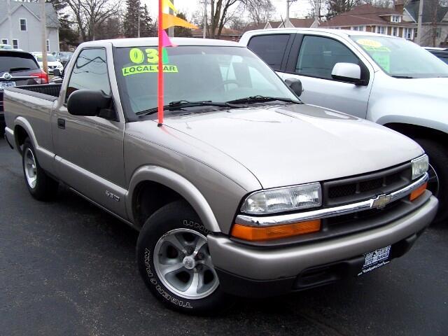 2003 Chevrolet S10 Pickup 2WD