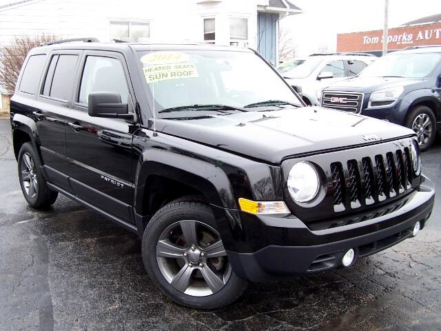 2014 Jeep Patriot Latitude 2WD