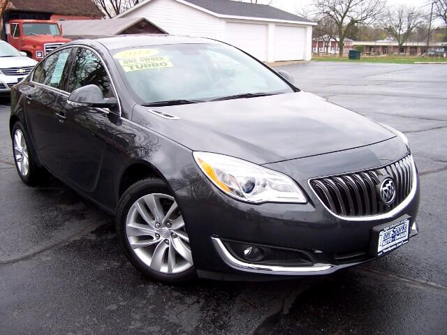 2014 Buick Regal Turbo FWD