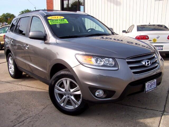 2012 Hyundai Santa Fe Limited 3.5 4WD