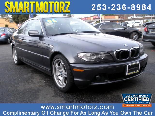 2006 BMW 3-Series 330Ci coupe