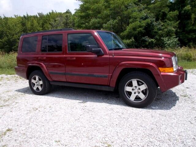 2009 Jeep Commander Sport 4WD