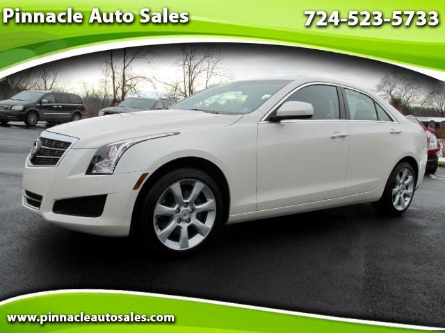 2014 Cadillac ATS 2.0L AWD