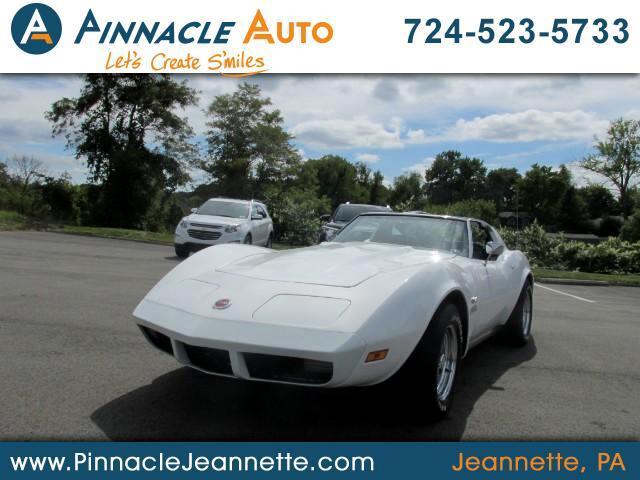 1974 Chevrolet Corvette Stingray 1LT Coupe Automatic