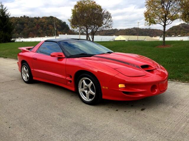 2001 Pontiac Trans Am Coupe