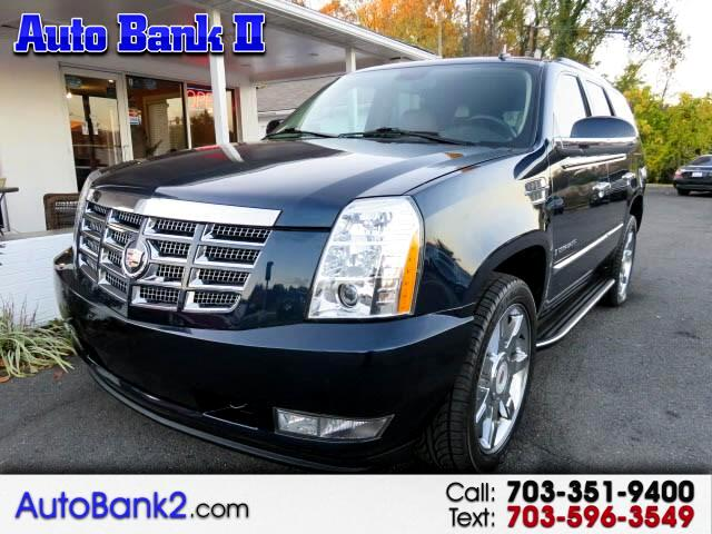 2009 Cadillac Escalade Luxury AWD W/Nav & RES