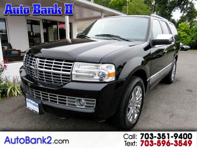 2009 Lincoln Navigator 4WD Luxury