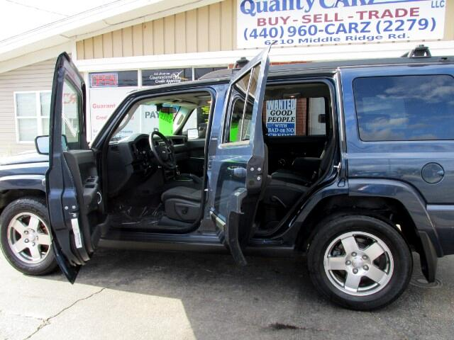 2009 Jeep Commander Sport 4WD