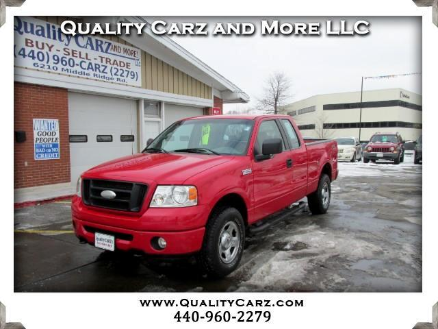 2007 Ford F-150 FX4 SuperCab