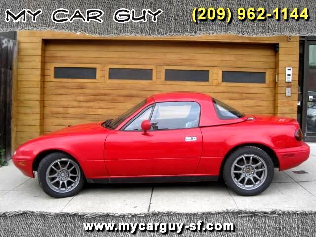 1990 Mazda MX-5 Miata Track + Street