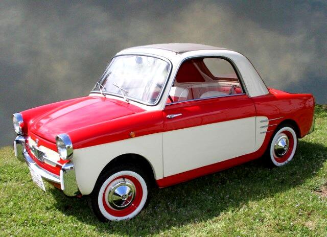 1960 Fiat 500 Autobianchi Bianchina Trasformabile Special