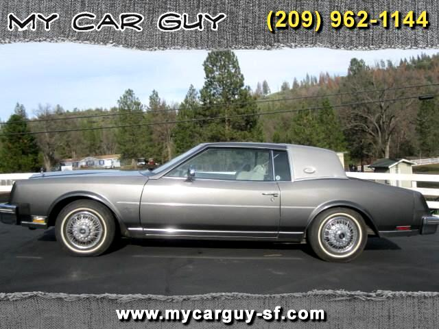1979 Buick Riviera Coupe